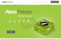 Alere Pebble™ Microsite